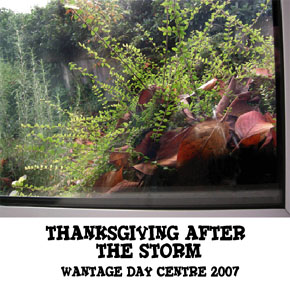 Thanksgiving After The Storm - by Wantage Day Centre